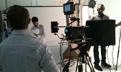 shot on red camera The Light Orchestra Film 5